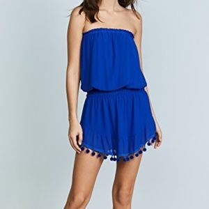 Ramy Brook Marcie Cover up Dress in Periwinkle, M